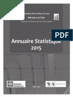 Annuaire Statistique 2015