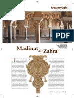 Atículo Sobre Madinat Al-Zahra