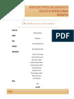 Matematica (Sistema de Enumeracion)