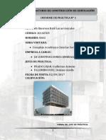 Informe 1 - Complejo Ciencias Sociales