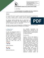 Práctica 4. Funcionamiento Básico de Un Detector de Humo
