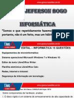 Apresentação informática