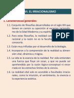 VI.+El+irracionalismo