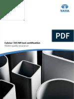 Celsius® 355 validation brochure.pdf