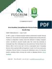 Steve Broadbent, Exemplifying the Fulcrum Partners Executive Benefits Edge