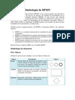 Simbología de BPMN