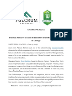 Fulcrum Partners Honors its Executive Benefits Advisory Team in Chicago