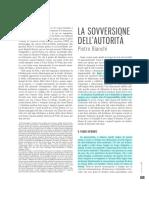 P. Bianchi - La sovversione dell'autorità