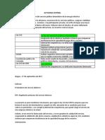 Unidad 1.  Marco normativo del servicio público domiciliario de la energía eléctrica