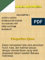 Ejaan Bahasa Indonesia 2017 (2)