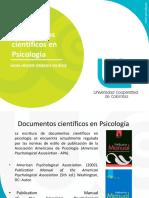 Documentos Científicos Psicología-APA