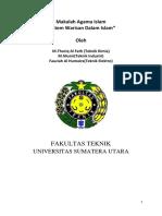 Tugas Agama Islam Kelompok 5