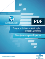 1 - Planejamento Exportar Apresentação
