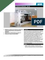 SE 100 Bastidor de Ensayos Universal 400 KN Gunt 1256 PDF 1 Es ES