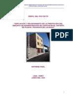 Informe Final Puquio (Junio )