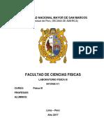 Fisica III - Informe 1