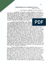 Essai Bibliographique Sur Les Indiens Du Brésil. (Suite Et Fin), De Maurice Paranhos Da Silva (Cap. de Livro)