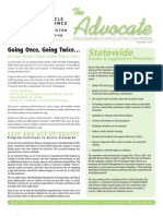 SEPTEMBER 2006 Advocate Newsletter, Bicycle Alliance of Washington