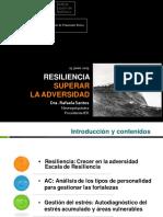 Resiliencia Fundacion FILIA