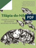 Tilápia Do Nilo - Criação e Cultivo Em Viveiros No Estado Do Paraná