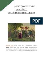 Los Viajes y Conquista de Cristóbal