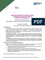 1 April 2017 Institutional Links Guidelines for Applicants v0.7.PDF