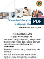 The Powerful Language of caring in hospital .ppt