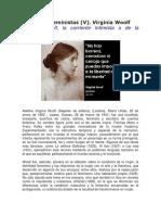 Mujeres y Feministas Virginia Wolf.docx