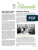 JUNE 2009 Advocate Newsletter, Bicycle Alliance of Washington