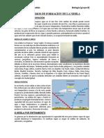 Mecanismos de Formación de Niebla