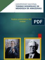Seminario analisis bjork Jarabak