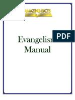 Evangelism Manual