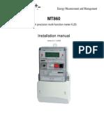 2. MT860 en Installation Manual