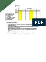 Jadwal Survey Kepuasan Pelanggan