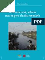Propuestas de Economía Solidaria