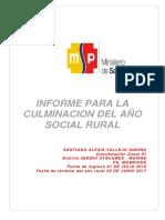 Informe Del Año Rural