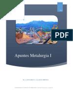Apuntes de Metalurgia I (Versión 2)