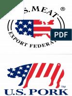 USMEF Nomenclatura de Cortes de Res y Cerdo
