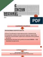 Plan de Intervencion Regional-pmaeste