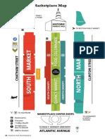 map fanuiel hall quincy market