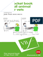 The Pocket Book of Small Animal Tips for Vets