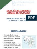 Educación Ebola