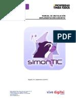 ManualDeInstalacion SimonTIC V2