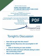 CCNY-Aug2010Presentation-NYSBudget