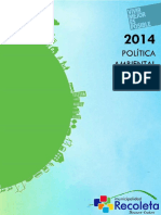 Recoleta - Politica Ambiental Recoleta