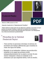 1.4 Frederick Taylor