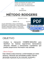 Método Rodgers Proyecto Final