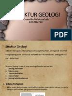 Struktur Geologi Makro