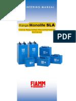 Monolite SLA
