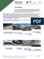 Single Storey Industrial Buildings